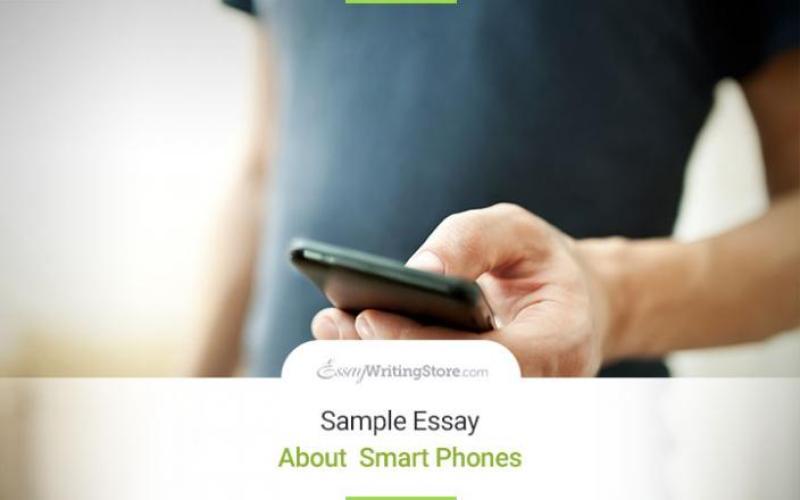 Custom Sample Essay: Smart Phones in learning English