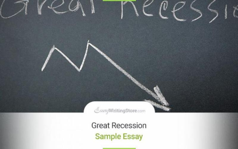 expository essay on recession