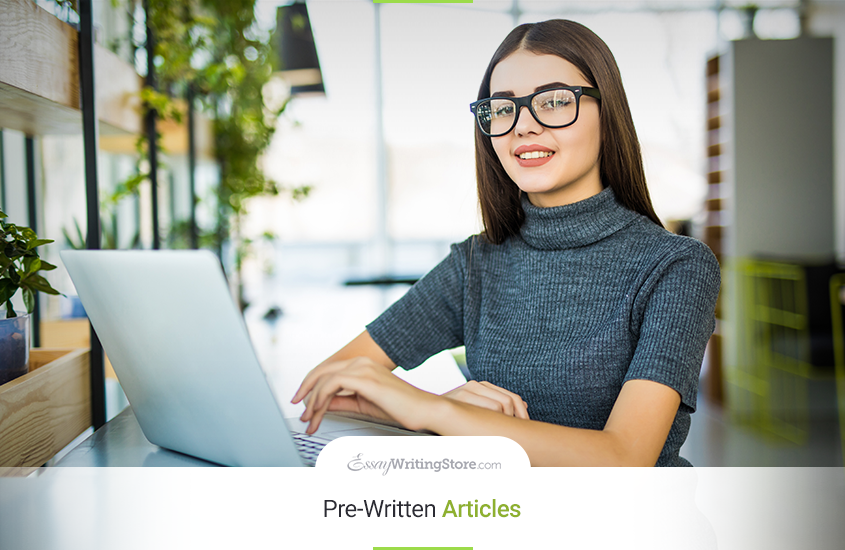 Write an Article for Me