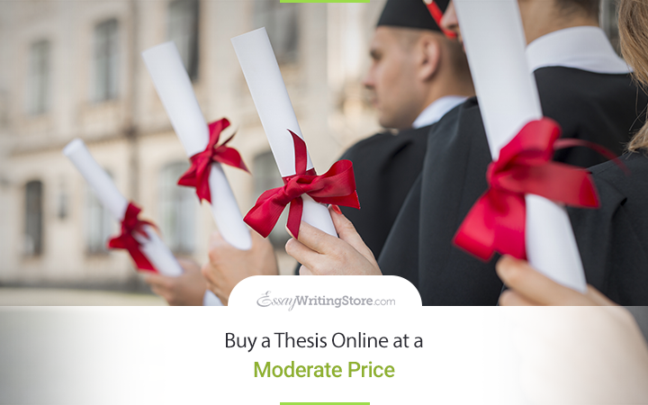 Buy a Thesis Online