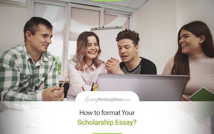 How to format Scholarship Essay