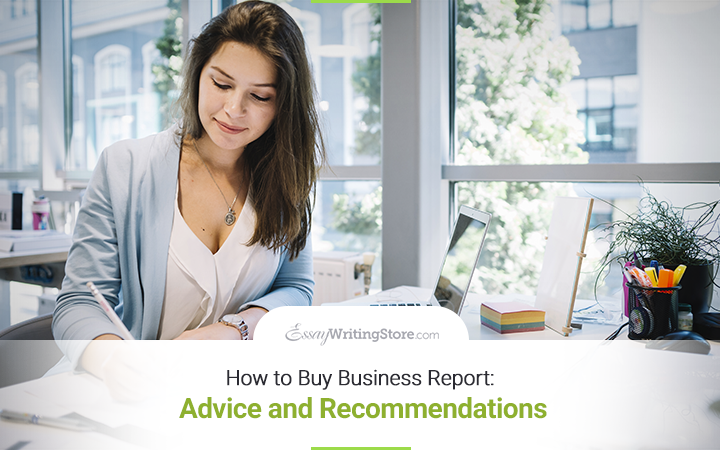 How to buy a Business report